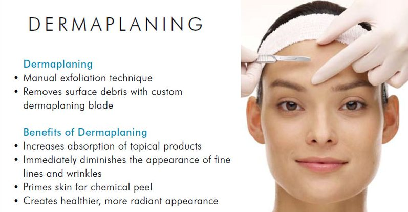 benefits of dermaplaning cleveland, ohio